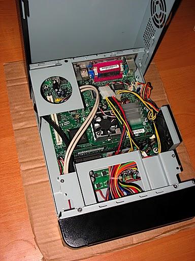 Домашний сервер из старого компьютера своими руками