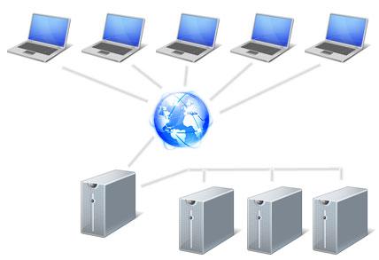 Веб сервер на хостинге как загружать игровой сервер на хостинг